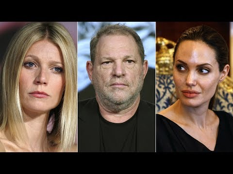 Gwyneth Paltrow, Angelina Jolie and Others Say Harvey Weinstein Harassed Them