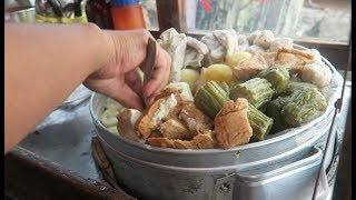 Eating in the Jakarta Slums | Siomay and Kue Putu thumbnail