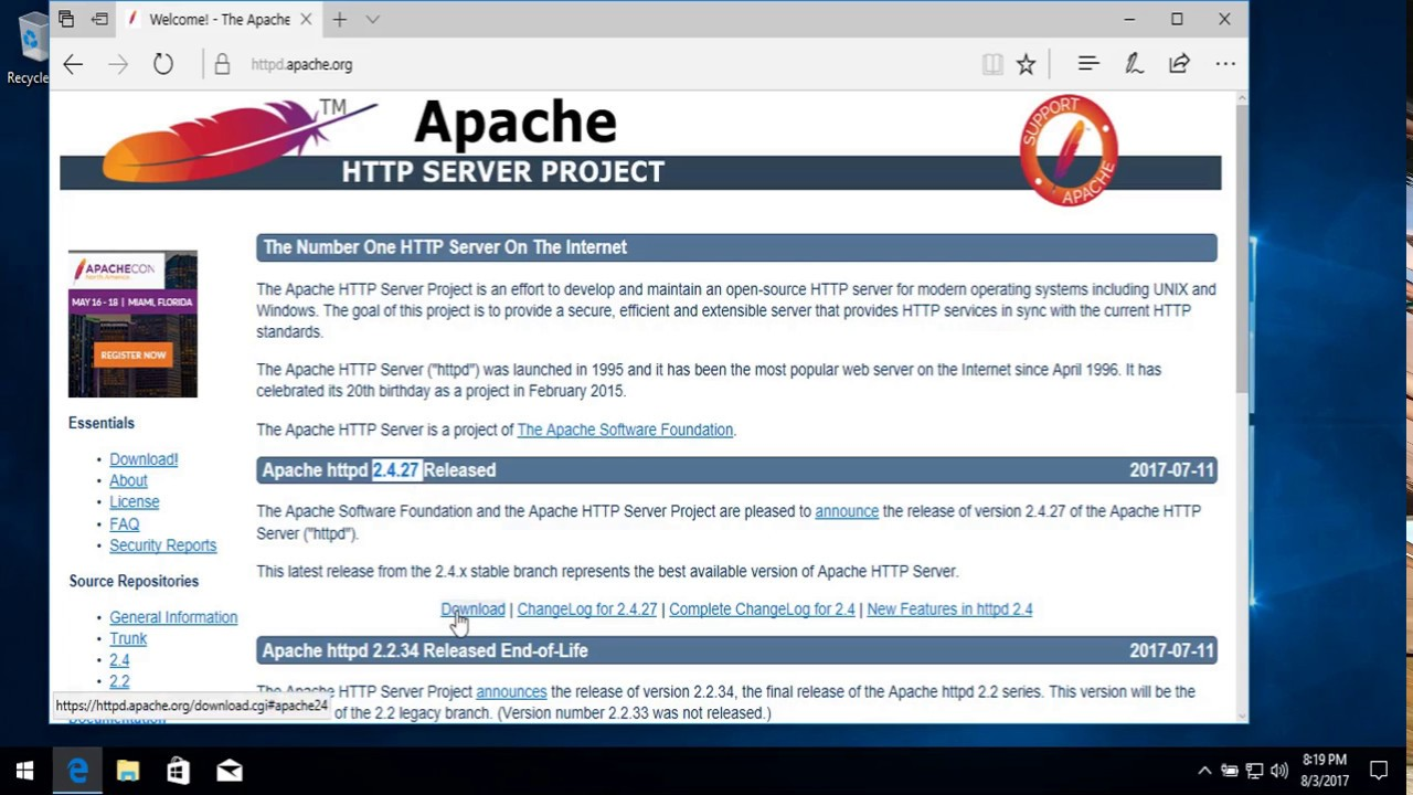 Installing apache pyspark on windows 10 towards data science.