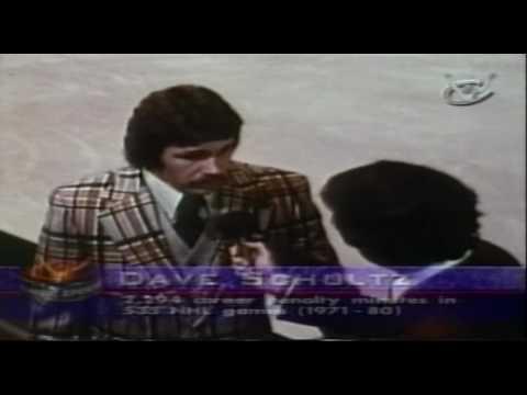 Dave 'The Hammer' Schultz interview 1975-02-23