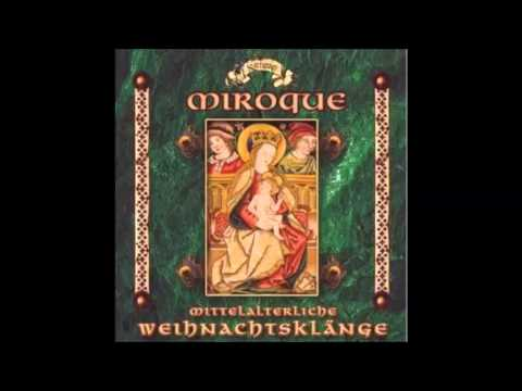 miroque -  05 MARIA DURCH EIN DORNWALD GING
