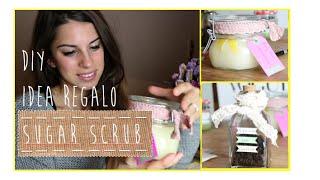 D·I·Y Sugar Scrub | Exfoliantes caseros | Idea regalo Thumbnail