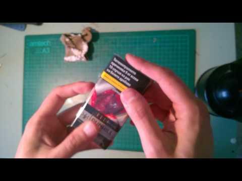 Работа с Кожа. Калъф за цигари. Част 3