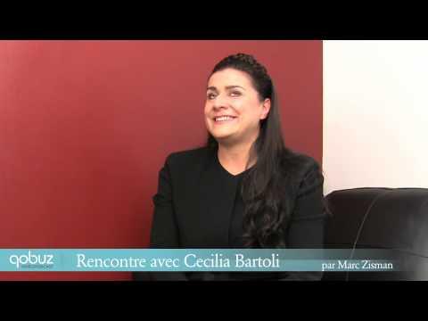 Cecilia Bartoli : interview vidéo Qobuz