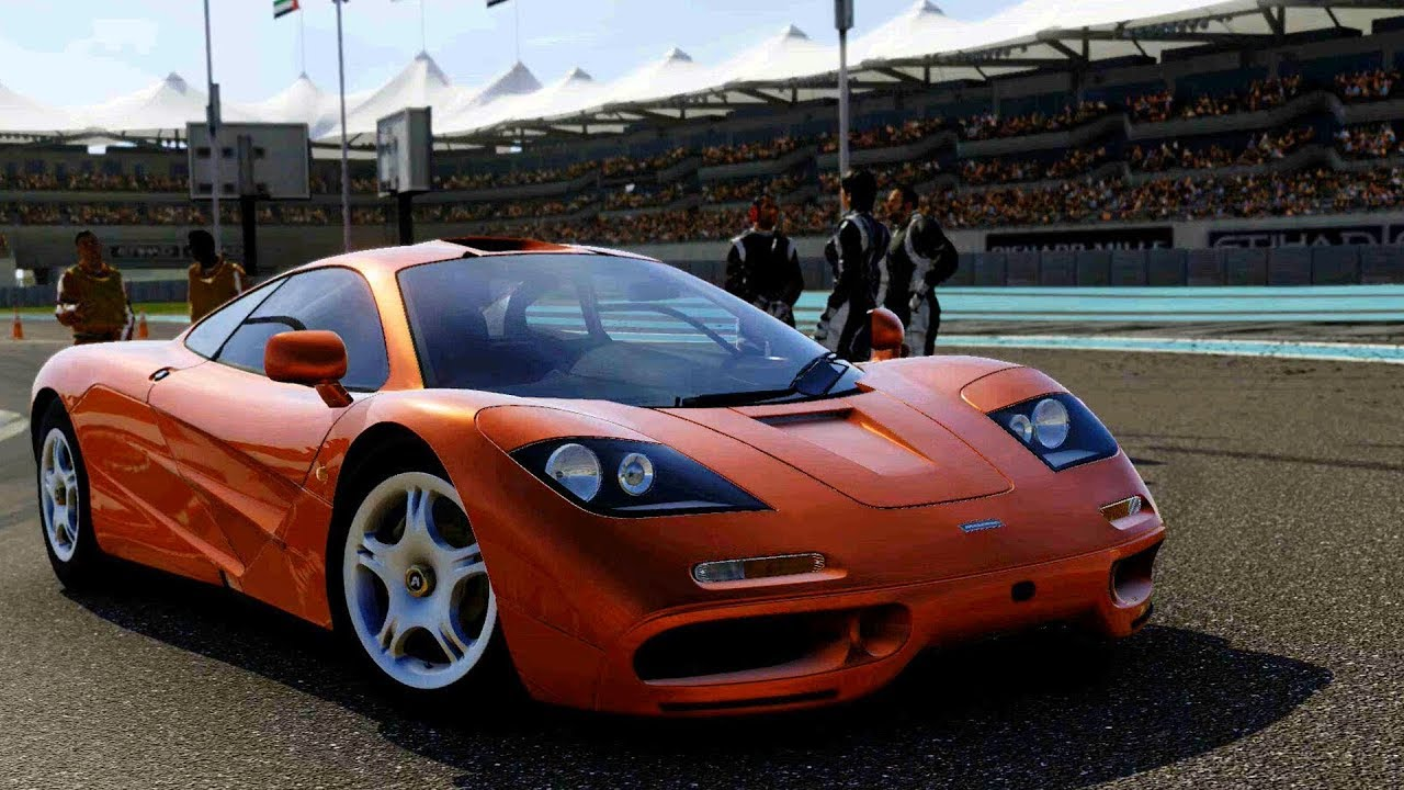 Forza Motorsport 5 - McLaren F1 1993 - Test Drive Gameplay (HD ...