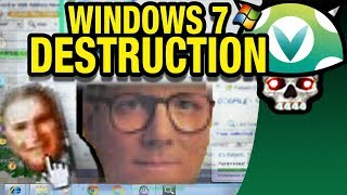 [Vinesauce] Joel - Windows 7 Destruction(, 2014-09-14T04:34:03.000Z)