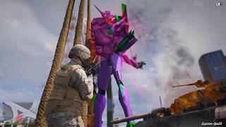 gta 5: Огромный монстр напал на Лос-Сантос! Военные атакуют пришельца!