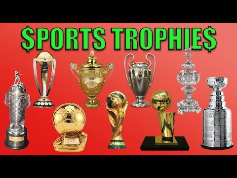 Top 10 Most Expensive Sports Trophies