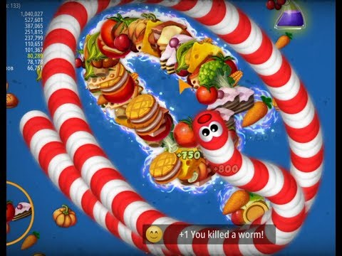 The Best Worms Zone.io,WormsZone.io - Slither Snake Game.