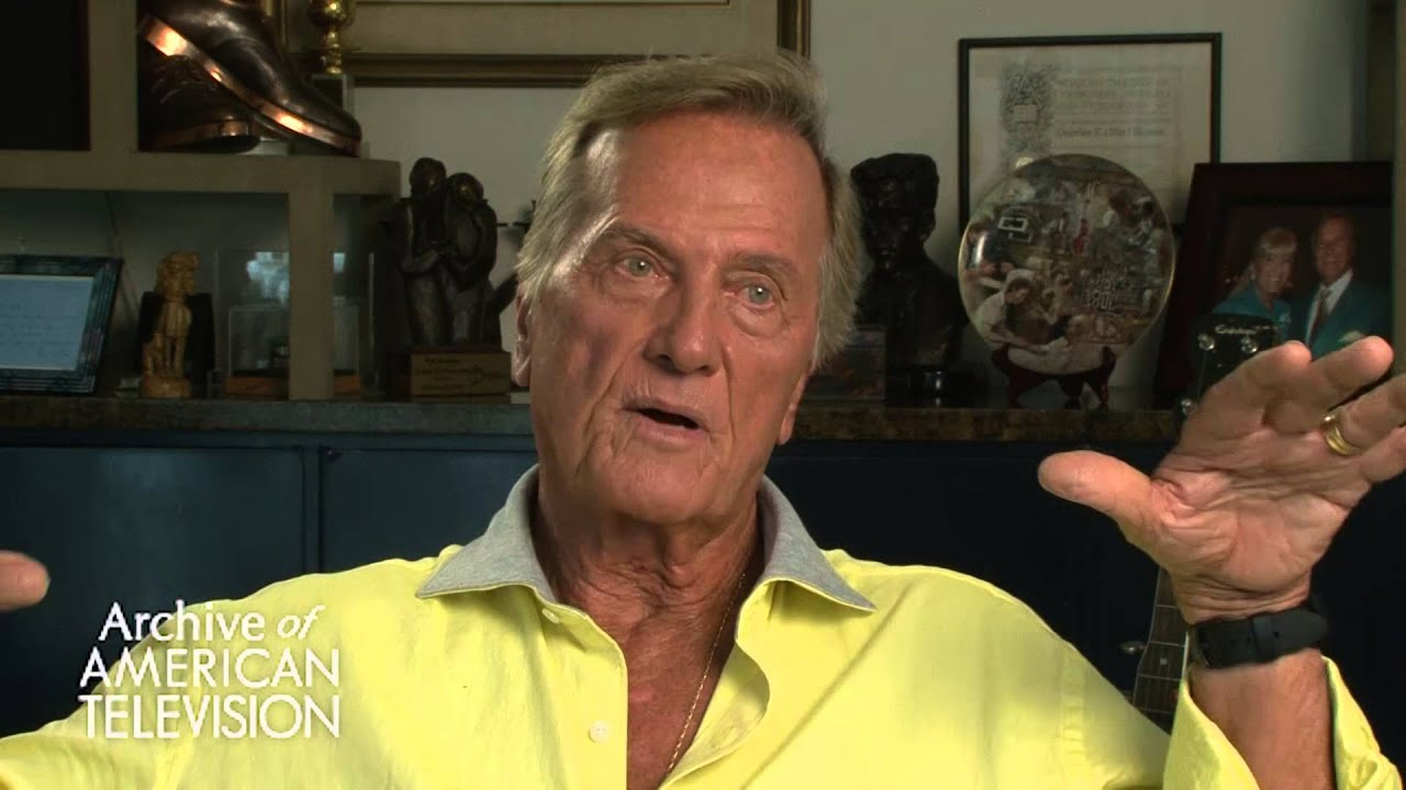 Pat Boone on Johnny Mathis and his own influence on race relations - EMMYTVLEGENDS.ORG