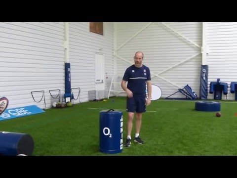 Q&A with Paul Gustard on rugby defence coaching tips