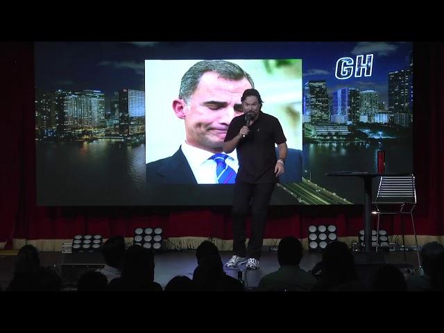 El Show de GH 12 de Nov 2020 Parte 5
