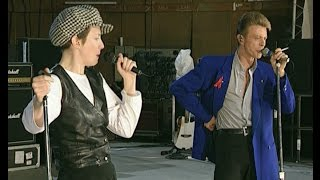 Queen, David Bowie & Annie Lennox - Under Pressure. Rehearsals, April 1992 (60 FPS)