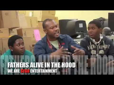 "Fathers Alive In The Hood- Presents the ""STEVE HARVY"" Soldier Up Project"