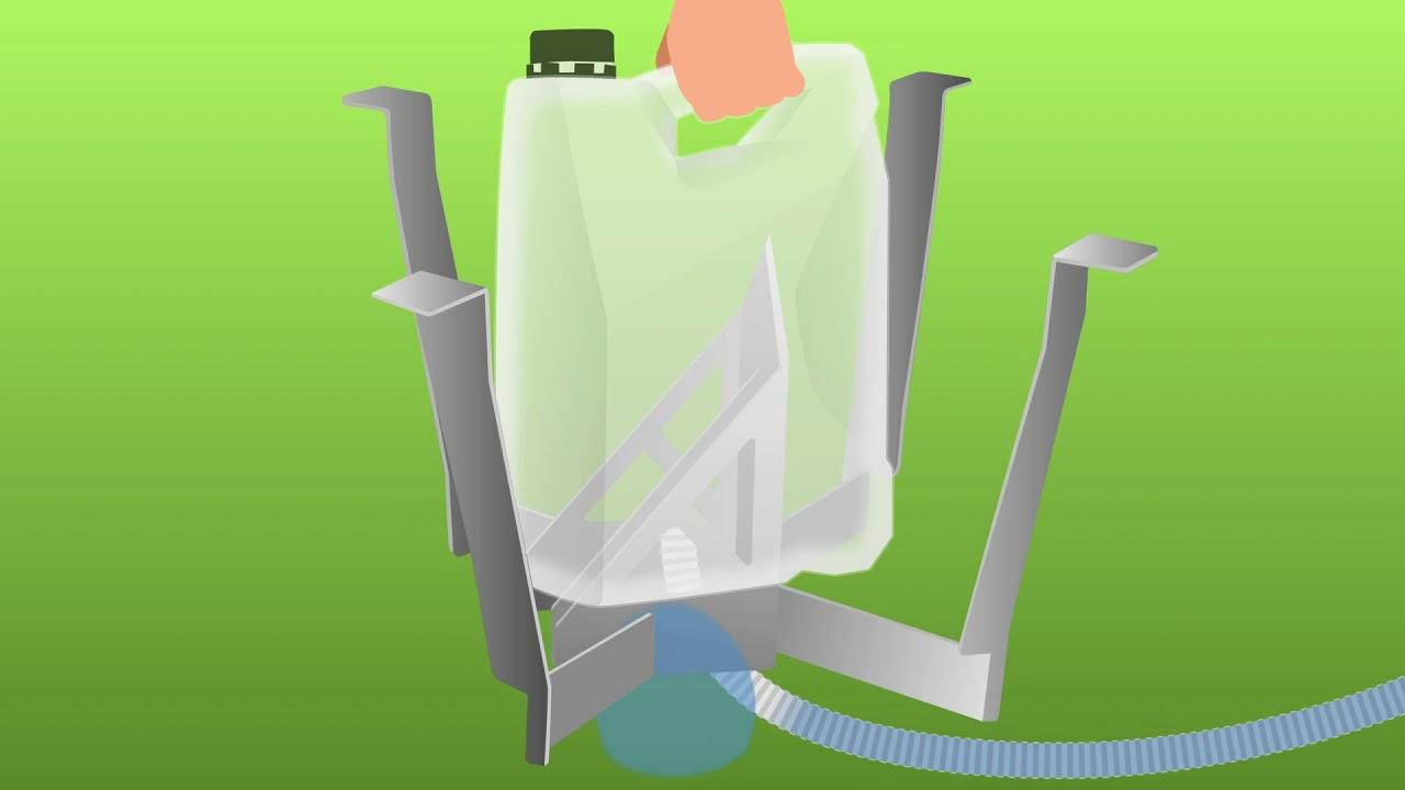 Chembine Chemical Mixer - Freeform