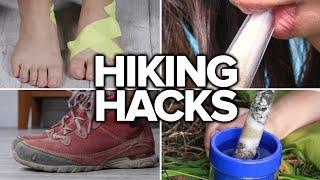 5 Essential Hiking Hacks
