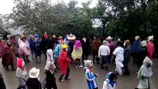 Carnaval en el pozo pantepec puebla 2015