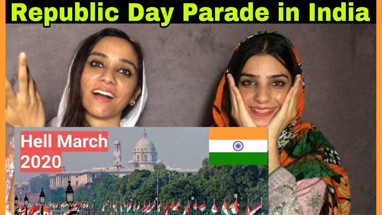Hell March 2020    Indian Army Republic Day Parade 2020    Pakistani Reaction   Magisco   NayabSeher