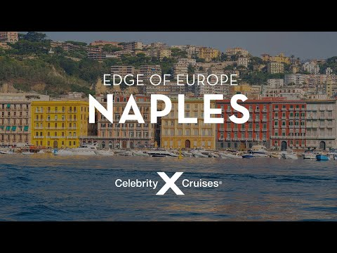 Celebrity Cruises Edge of Europe Tour: Naples, Italy