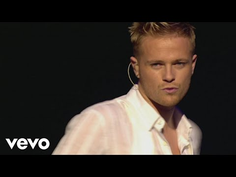 Westlife - Hit You With the Real Thing (Live At Wembley '06)