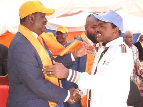 Kalozo Musyoka fires back but Raila Odinga's brigade remain unperturbed