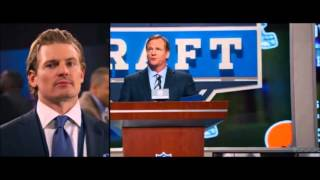 Draft Day Movie ( 2014) with James Slick Maurice