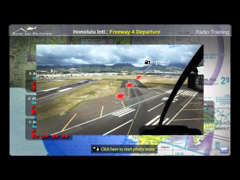 Racoon - Helicopter Pilot Communication Trainer - by Mauna Loa Helicopters