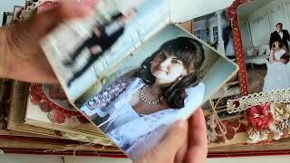 Свадебный альбом коллекция СкрапМир мелодия любви