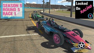 Ozicar Season 5 Round 5 Race 1 Phoenix Legacy Road Course