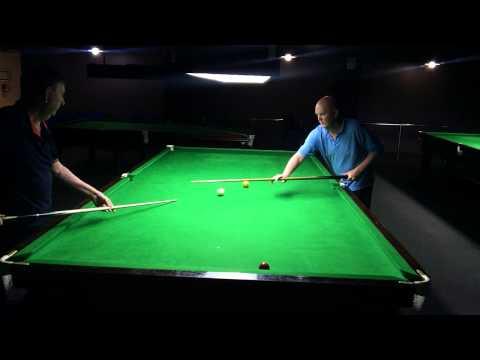 Brad David Williams Billiards 7 March 2015