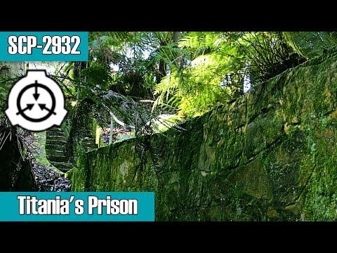 SCP-2932 Titania's Prison (Object Class: Thaumiel)