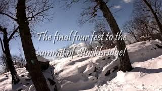 Stockbridge Mountain Hike, Harriman State Park NY in 4K