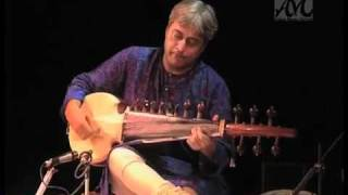 What is a sarod?