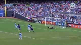 Cyle Larin Hat-trick