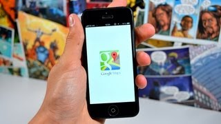 Get Directions On Google Maps With Siri! Free HD Video