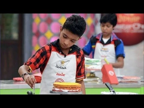 Sarthak wins junior masterchef