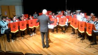 Masterton District Brass Band at Wellington District Contest part 7