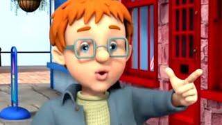 Sam el Bombero Español 🌟 Lo mejor de Norman | Compilación divertida 🔥Dibujos animados