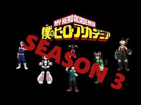 My Hero Academia: Season 3 In 5 Minutes Or Less