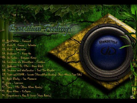 Brazilian Feelings by DJ Ricco Oliver (( Hardstyle ))