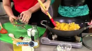 Ponle sabor a tu día con una sopa de calabaza y chipotle de Chef Zoe