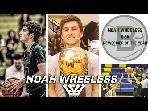 Noah Wheeless Basketball Highlights | Birdville High School