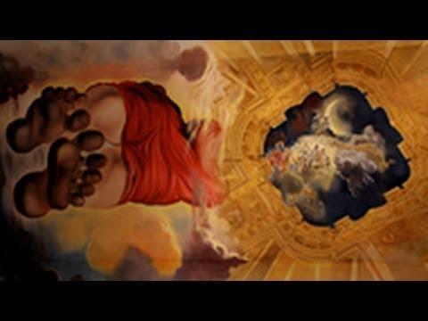Salvador Dali Museum in Barcelona Spain, Pitzol Surrealist Art Insanity