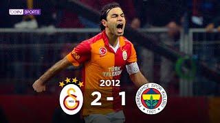 Galatasaray 2 - 1 Fenerbahçe Maç Özeti 16 Aralık 2012