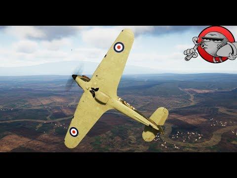 303 Squadron: Battle of Britain - ПЕРВЫЙ ПОЛЁТ  