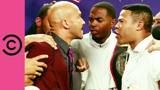 Key And Peele | Boxing Press Conference
