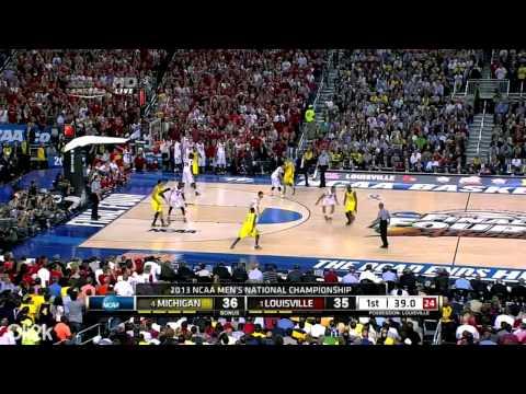 Luke Hancock 22 Points 5/5 3PT 08/04/2013 Louisville Highlights Full HD 720p