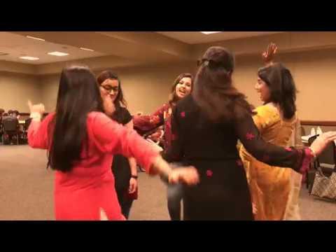 Teej Celebration in USA | Teej Dance | thumbnail