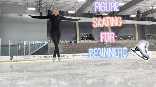 Figure Skating for Beginners #2 | Exercises and Skating Skills