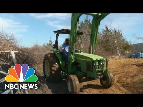 'We Want Equality And Fairness': Black Oklahoma Farmers Speak Up For Policy Change | NBC News NOW